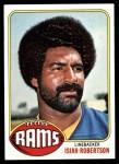 1976 Topps #226  Isiah Robertson  Front Thumbnail