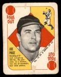 1951 Topps Blue Back #10  Joe Page  Front Thumbnail