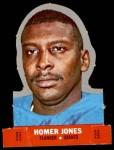 1968 Topps Stand-Ups #9  Homer Jones  Front Thumbnail