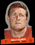 1968 Topps Stand-Ups #12  Billy Kilmer  Front Thumbnail