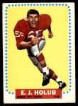 1964 Topps #100  EJ Holub  Front Thumbnail