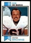 1973 Topps #478  Bob DeMarco  Front Thumbnail