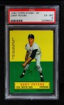 1964 Topps Stand Up  Gary Peters  Front Thumbnail