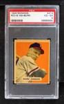 1949 Bowman #214  Richie Ashburn  Front Thumbnail