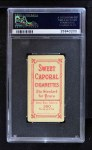 1909 T206 CHI Mordecai Brown  Back Thumbnail