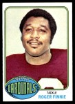 1976 Topps #162  Roger Finnie  Front Thumbnail