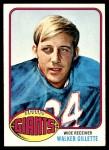 1976 Topps #214  Walker Gillette  Front Thumbnail
