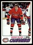 1977 Topps #69  Murray Wilson  Front Thumbnail