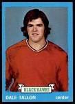 1973 Topps #129  Dale Tallon   Front Thumbnail