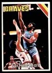 1975 Topps #136  Garfield Heard  Front Thumbnail