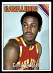 1975 Topps #156  Campy Russell  Front Thumbnail