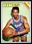 1975 Topps #142  Larry McNeil  Front Thumbnail