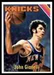 1975 Topps #141  John Gianelli  Front Thumbnail