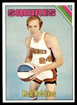 1975 Topps #295  Red Robbins  Front Thumbnail