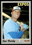 1970 Topps #690  Ron Fairly  Front Thumbnail