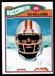 1977 Topps #148  Ed Williams  Front Thumbnail