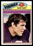 1977 Topps #150  Ron Yary  Front Thumbnail