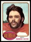 1976 Topps #178  Durwood Keeton   Front Thumbnail