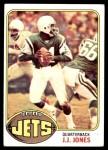 1976 Topps #186  J.J. Jones   Front Thumbnail