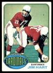 1976 Topps #266  Jim Hart  Front Thumbnail