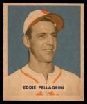 1949 Bowman #172  Eddie Pellagrini  Front Thumbnail