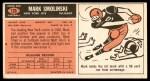 1965 Topps #126  Mark Smolinski  Back Thumbnail