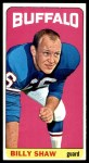 1965 Topps #41  Billy Shaw  Front Thumbnail
