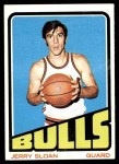 1972 Topps #11  Jerry Sloan   Front Thumbnail