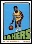 1972 Topps #104  Flynn Robinson   Front Thumbnail