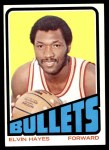 1972 Topps #150  Elvin Hayes   Front Thumbnail