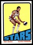 1972 Topps #239  Ron Boone   Front Thumbnail