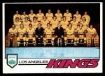 1977 Topps #78   Kings Team Checklist Front Thumbnail