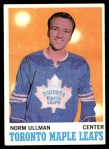 1970 Topps #110  Norm Ullman  Front Thumbnail