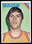 1975 Topps #317  Jimmy O'Brien  Front Thumbnail