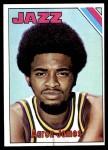 1975 Topps #91  Aaron James  Front Thumbnail