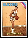 1975 Topps #22  Barry Clemens  Front Thumbnail
