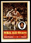 1973 Topps #10  Walt Frazier  Front Thumbnail