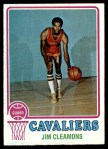 1973 Topps #29  Jim Cleamons  Front Thumbnail
