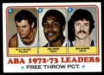 1973 Topps #237  Keller / Boone / Warren  Front Thumbnail