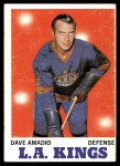 1970 Topps #33  Dave Amadio  Front Thumbnail