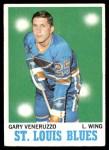 1970 Topps #101  Gary Veneruzzo  Front Thumbnail