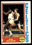 1974 Topps #46  Don Nelson  Front Thumbnail