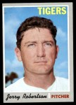 1970 Topps #661  Jerry Robertson  Front Thumbnail