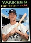 1971 Topps #635  Bobby Murcer  Front Thumbnail