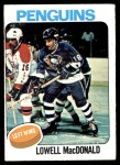1975 Topps #204  Lowell MacDonald   Front Thumbnail