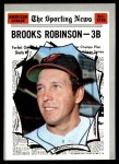 1970 Topps #455   -  Brooks Robinson All-Star Front Thumbnail