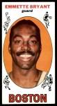 1969 Topps #47  Emmette Bryant  Front Thumbnail