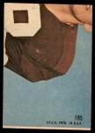 1968 Topps #195  Al Atkinson  Back Thumbnail