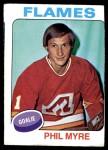 1975 Topps #308  Phil Myre   Front Thumbnail