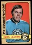 1972 O-Pee-Chee #195  Darryl Edestrand  Front Thumbnail